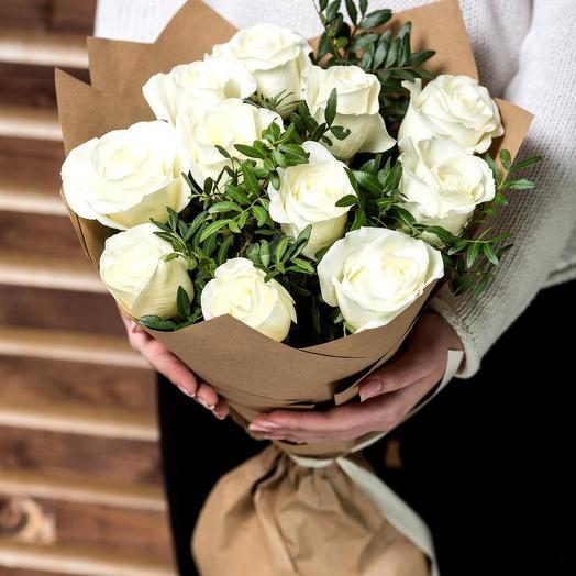 FLOW *15: букеты цветов на заказ Flowwow