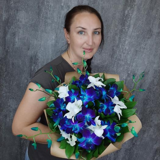 День и ночь: букеты цветов на заказ Flowwow