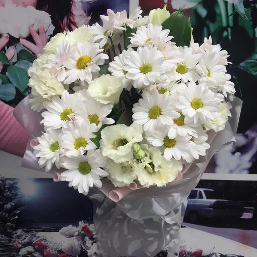 Букет «Снежок»: букеты цветов на заказ Flowwow