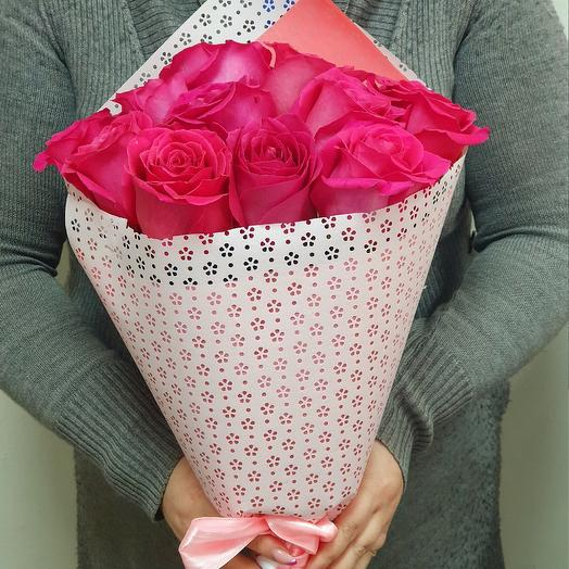 Букет 156: букеты цветов на заказ Flowwow