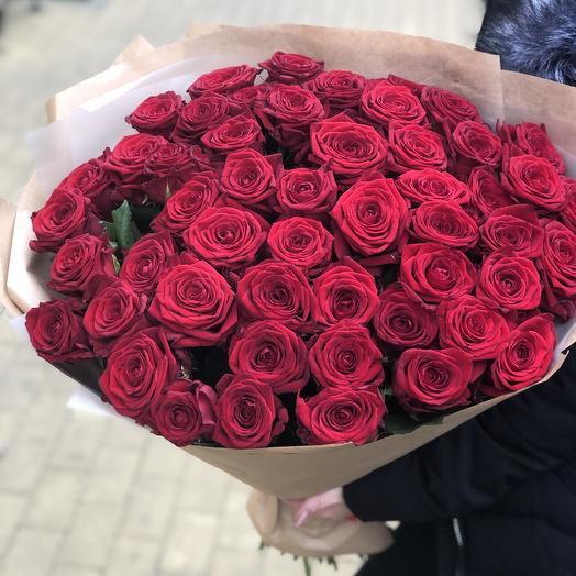 ✅ Букет 51 красная роза