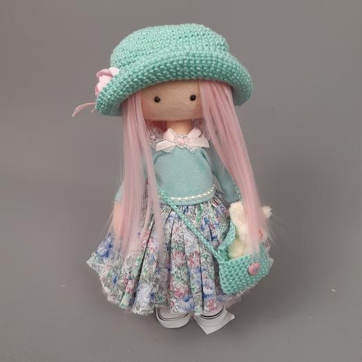 Кукла Тыквоголовка: букеты цветов на заказ Flowwow