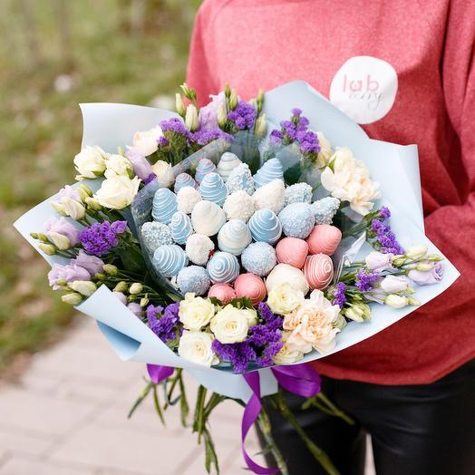Тиффани М: букеты цветов на заказ Flowwow