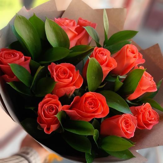Букет привет: букеты цветов на заказ Flowwow