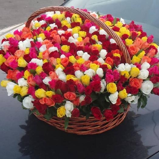 """Букет """"За всё тебя благодарю"""": букеты цветов на заказ Flowwow"""