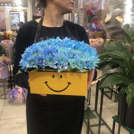 Ящик 😀: букеты цветов на заказ Flowwow