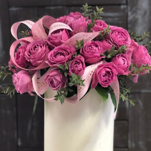 Мистика: букеты цветов на заказ Flowwow