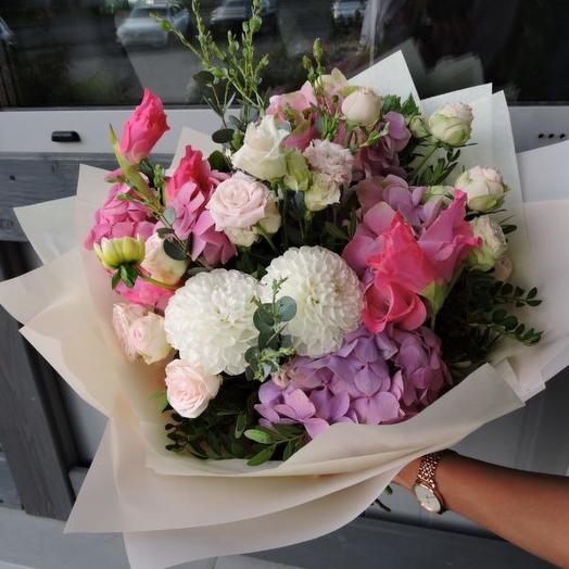 """Bouquet """"the best"""""""