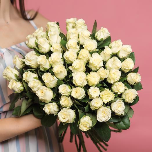 Букеты из 51 розы  2
