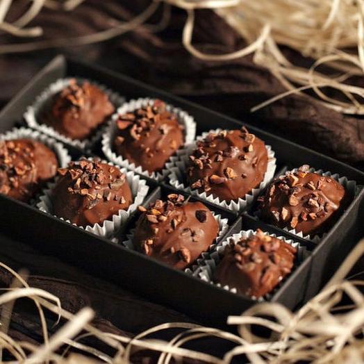 """Шоколадные трюфели  """"Классические """""""
