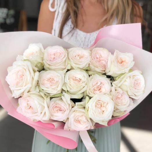 Французские Розы Вайт Охара