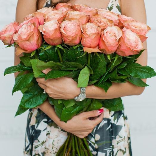 "Букет роз ""Магия цветов"""