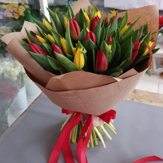 Тюльпан 51 шт