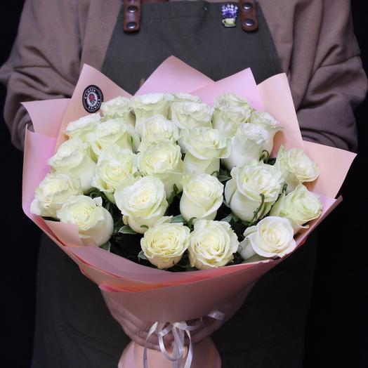 25 роз. Premium