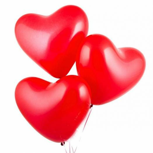 Сердце 💕  (1шт)
