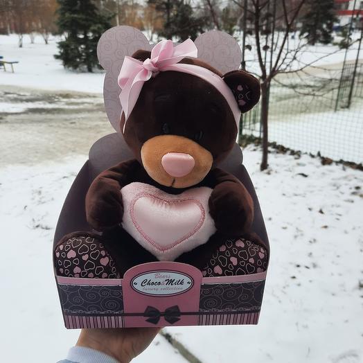 Медведь Choko Milk