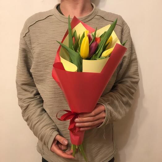 Тюльпаны 🌷