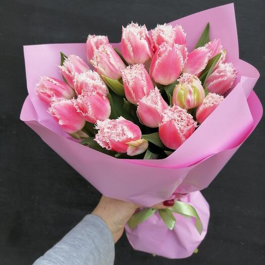 19 прекрасных ароматных  тюльпанов 🤩