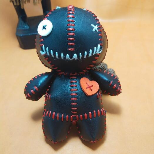 Игрушка кукла вуду