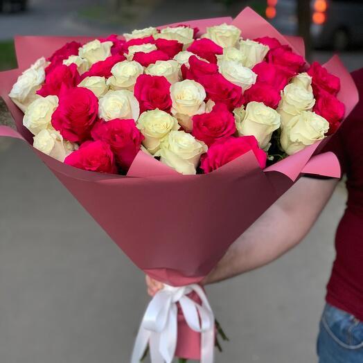 3 розы экводор