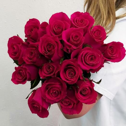 Роза (одногол.) Gocha 60 см - 17 шт