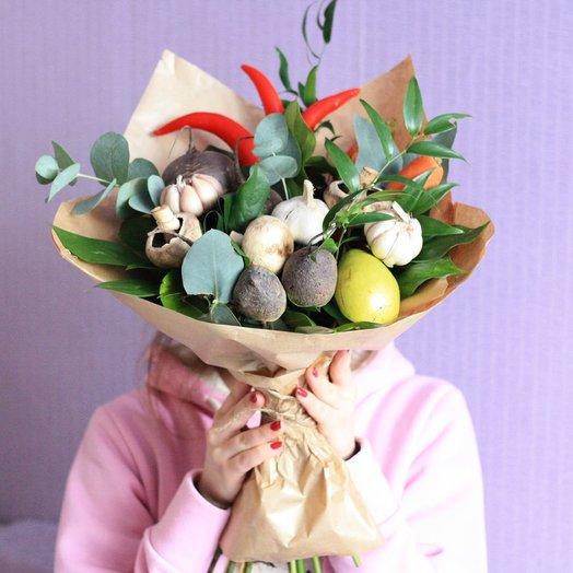 Остренький Вкус: букеты цветов на заказ Flowwow