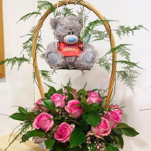"""Качели"": букеты цветов на заказ Flowwow"