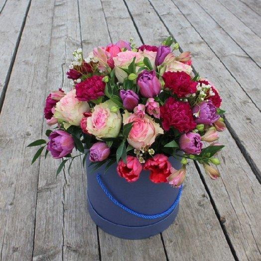 Вау: букеты цветов на заказ Flowwow