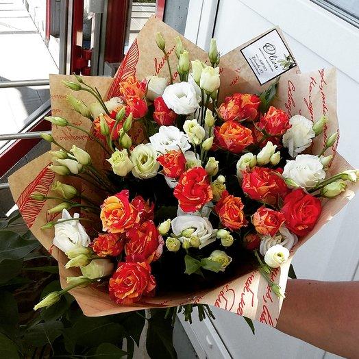 Сборный букет 7: букеты цветов на заказ Flowwow