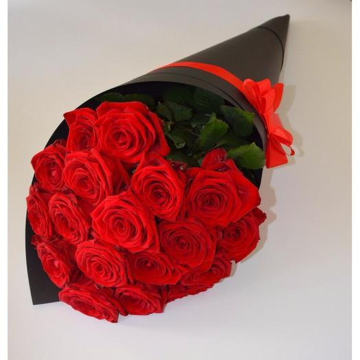 """""""Алые паруса"""": букеты цветов на заказ Flowwow"""