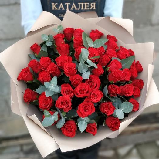 Мадина: букеты цветов на заказ Flowwow