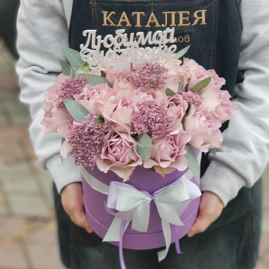 Мечта королевы: букеты цветов на заказ Flowwow