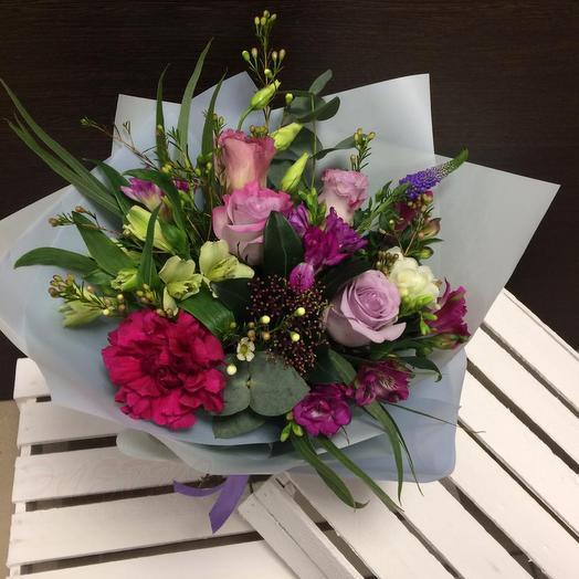 """Букет """"Легенда 17"""": букеты цветов на заказ Flowwow"""