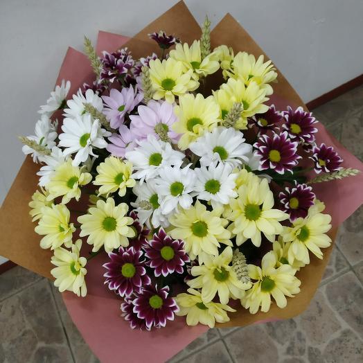 """Букетик """"Полевой"""": букеты цветов на заказ Flowwow"""