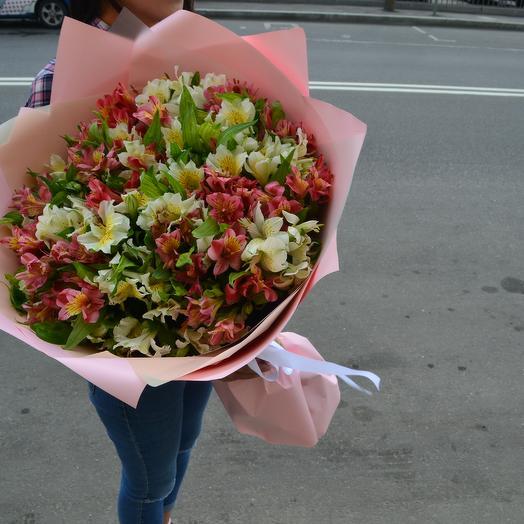 Лиллана: букеты цветов на заказ Flowwow