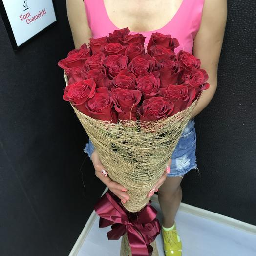 О высоком: букеты цветов на заказ Flowwow