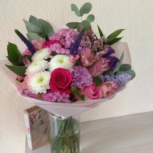 Мечты принцессы: букеты цветов на заказ Flowwow