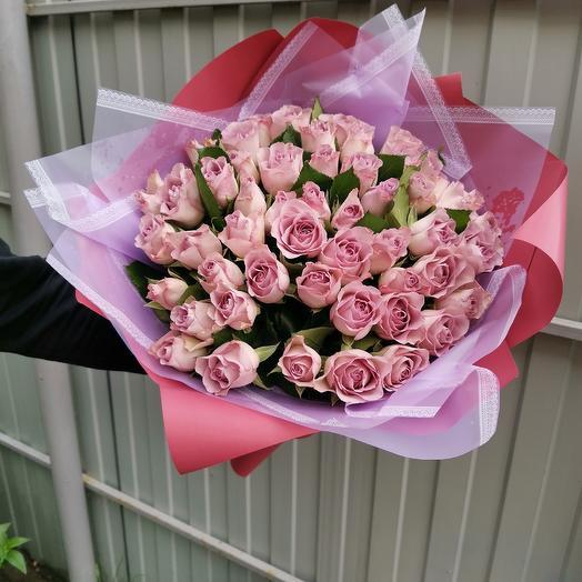51 мемори: букеты цветов на заказ Flowwow