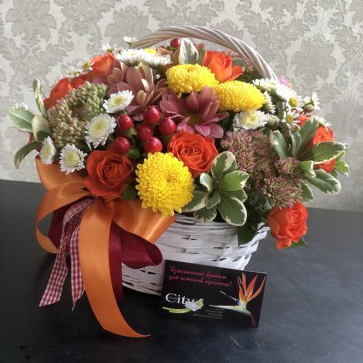 Радостный денёк: букеты цветов на заказ Flowwow