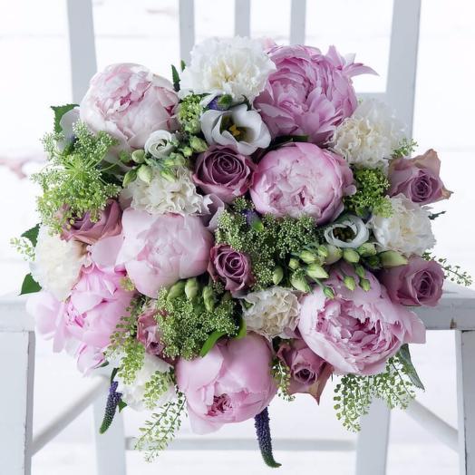Три желания: букеты цветов на заказ Flowwow