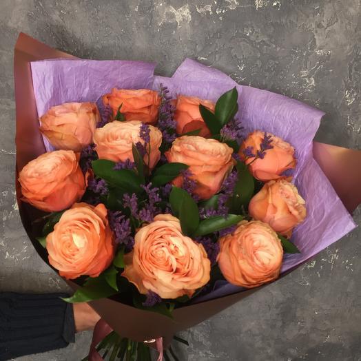 Букет Бронза: букеты цветов на заказ Flowwow