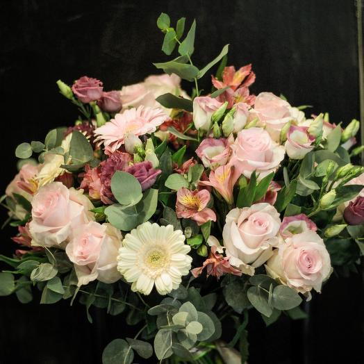 Английский стиль: букеты цветов на заказ Flowwow