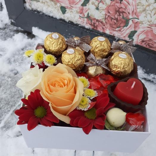 Коробка с приятностями