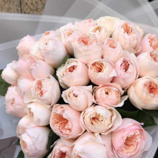 Жанетт: букеты цветов на заказ Flowwow