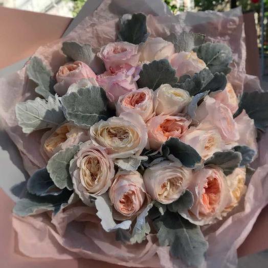 Рапунцель: букеты цветов на заказ Flowwow
