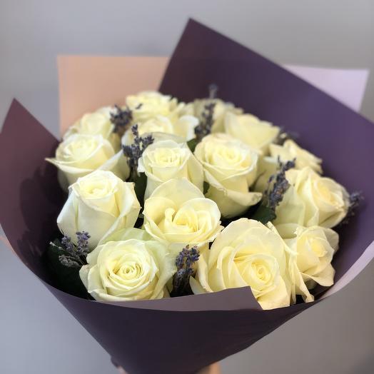 Дениз: букеты цветов на заказ Flowwow