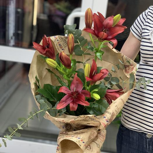 Lili: букеты цветов на заказ Flowwow