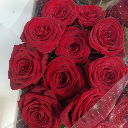 Красивая: букеты цветов на заказ Flowwow
