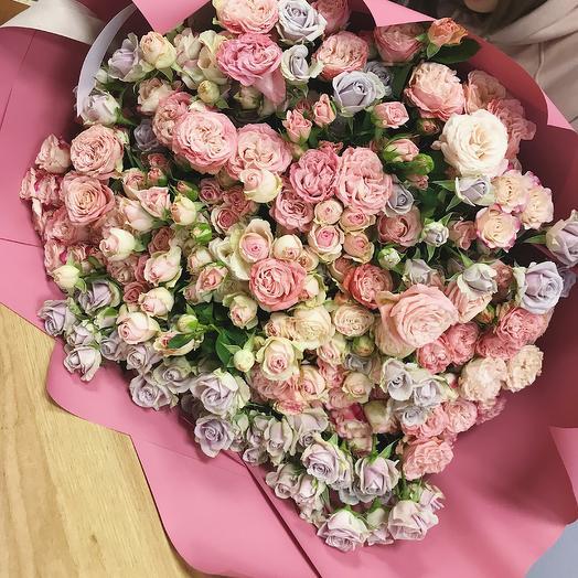 Букет «Макси»: букеты цветов на заказ Flowwow