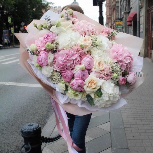 Премиум букет: букеты цветов на заказ Flowwow